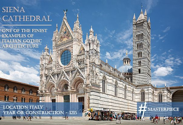 Masterpiece Siena Cathedral