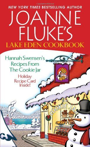 I have this book!  The recipes are amazing!!   Joanne Fluke's Lake Eden Cookbook:: Hannah Swensen's Recipes from The Cookie Jar/Joanne Fluke