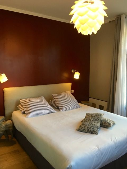 Hotel Angleterre Etretat  #Chambre 9
