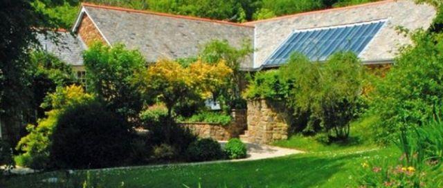Kittitoe Lodge - self catering accommodation Sleeps 6+2 in Devon , England