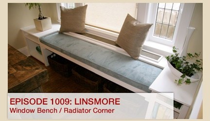 Another Radiator Cover Bench Like The Storage On The