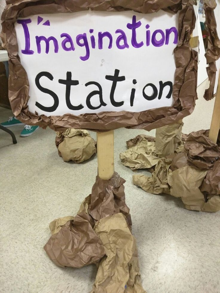 Best 25 Imagination Station Ideas On Pinterest Early