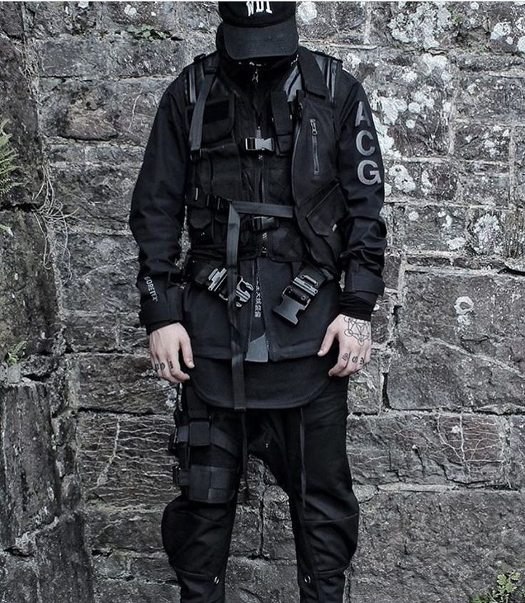ACRONYM FITS by ΛCRHIVERS (@acrhive) • on Instagram More Fashion here.