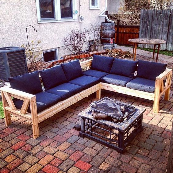 Best 25+ Outdoor Sectional Ideas On Pinterest