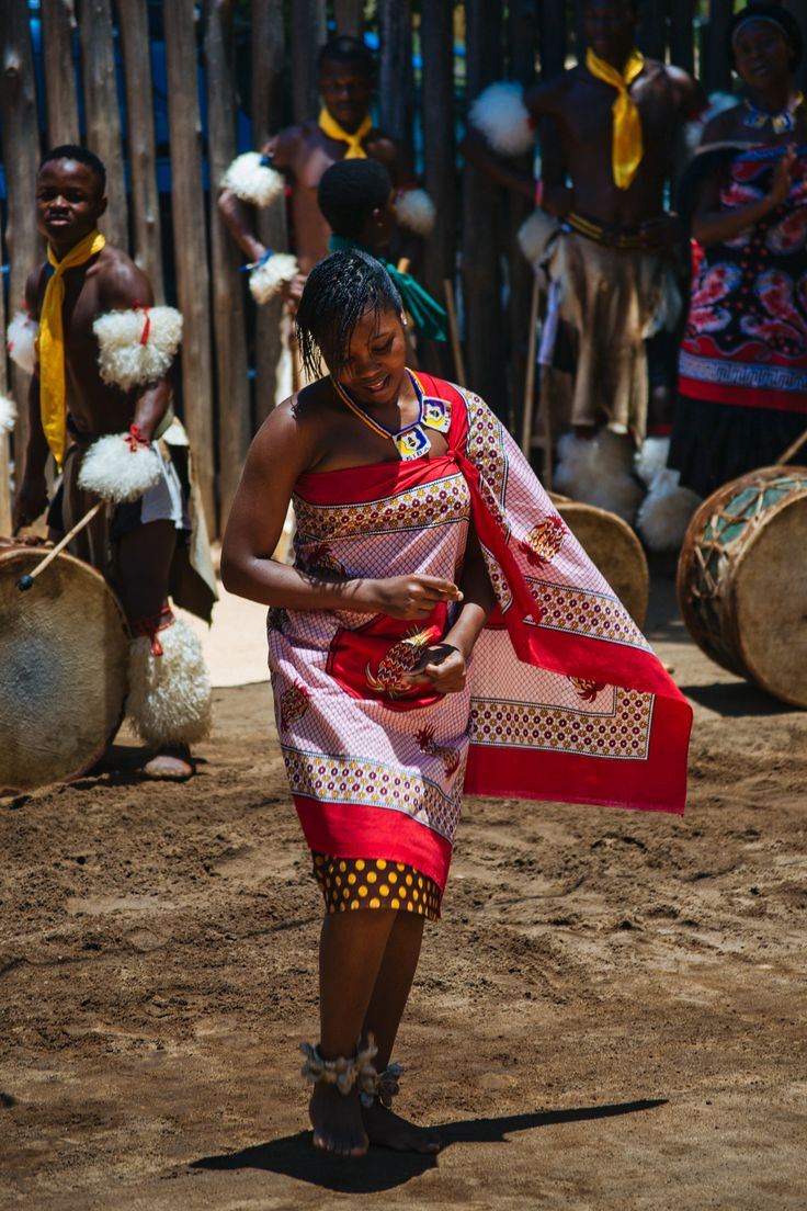 Swaziland Matenga Cultural Village - What to do and where to stay in Swaziland