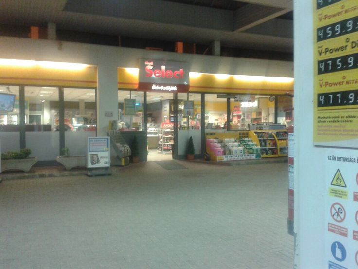 Shell itt: Tata, Komárom-Esztergom megye