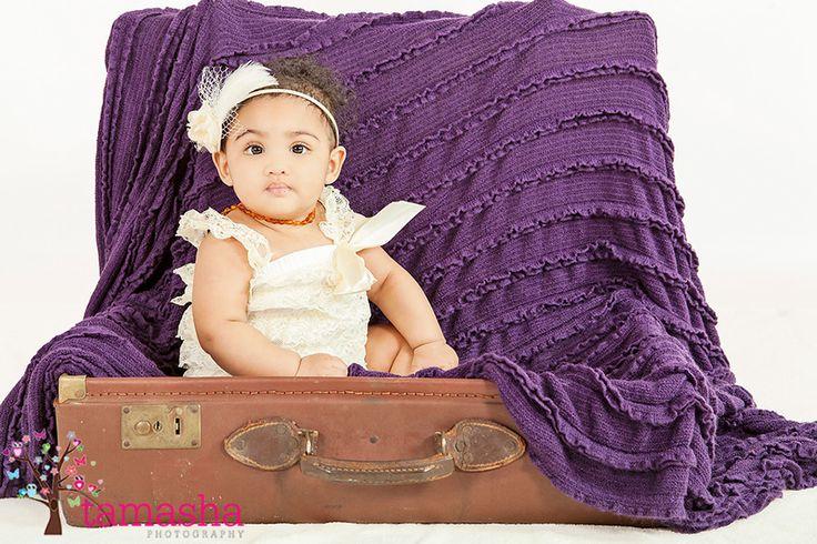 Vintage Baby Shoot