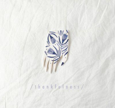 TOUCH / thankfulness / SOLDunisex porcelain brooch/ porcelain / underglaze cobalt pigments / translucent glaze / brass aprox. 10cm