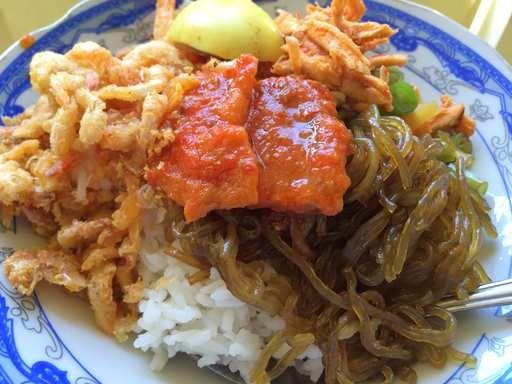 Nasi Campur Udang jagalan