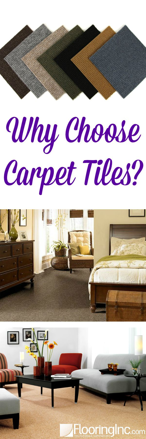 Harley color carpet tiles - Carpet Tiles Are A New Trend For You To Consider So Easy And Maintainable