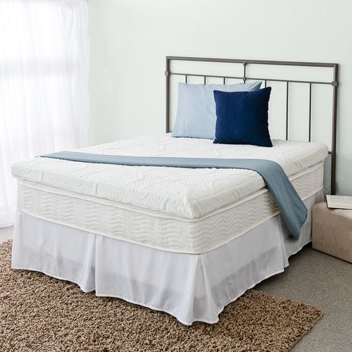 "Found it at Wayfair - 4"" Memory Foam Mattress Topper"