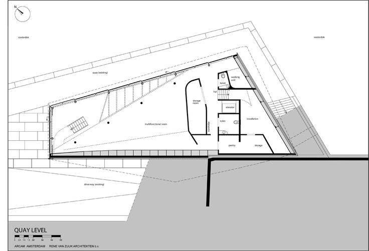 ARchitecture Centre Amsterdam (ARCAM), Oosterdok, Netherlands by René van Zuuk Architekten: Amsterdam Arcam, Zuuk Architekten, Architecture Institut, Architecture Centre, Vans Zuuk, Centre Amsterdam, René Vans
