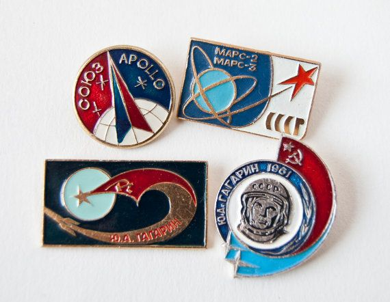 Project Apollo Badges - Pics about space