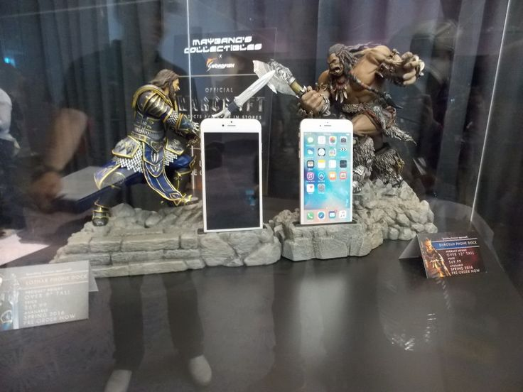 BlizzCon 2015 in pictures: Warcraft film cast, cool cosplay, and ...
