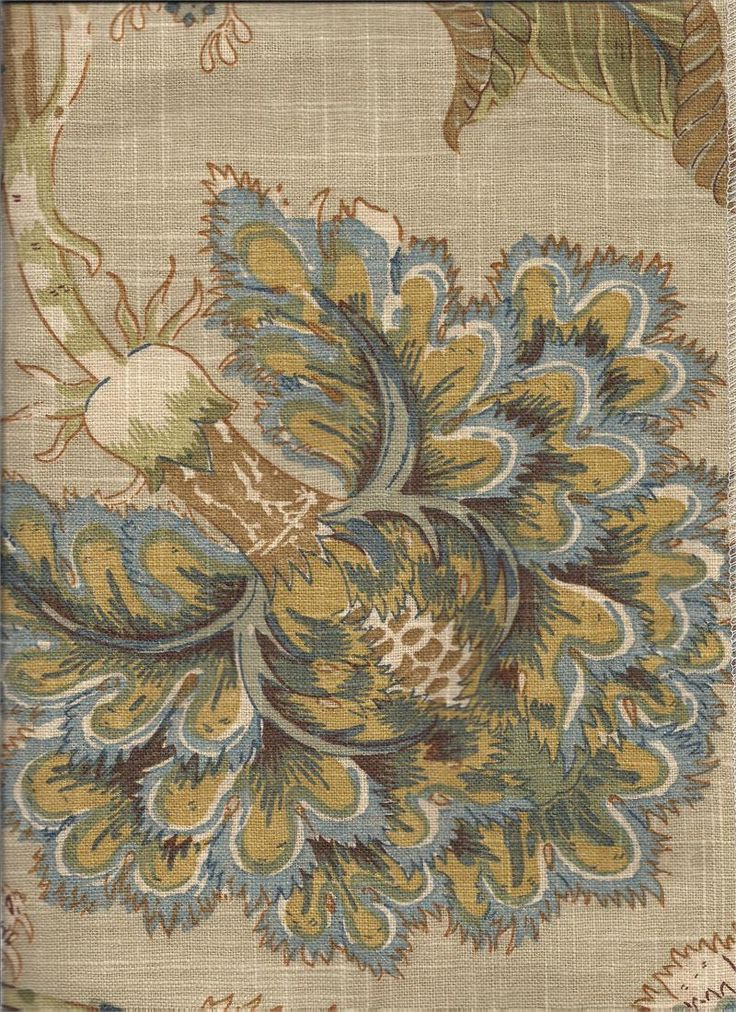 ... Green Leaves On A Taupe/khaki Background Fabric: Bring Flowers To Your  Windows Year Round With These Custom Tier Curtains For Bathrooms And  Kitchens