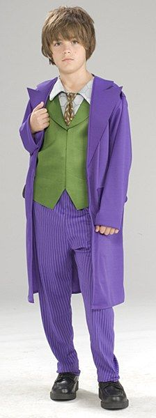 You're unstoppably mad, and Gotham City is at your mercy. Not laughing yet? Just wait till he gets to the punch line its a killer! Why so serious? As the Joker you'll know how to put a smile on their face! The Joker Costume is an Officially Licensed Costume.