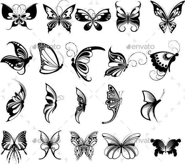 All are 100 vectors EPS with rendered JPG