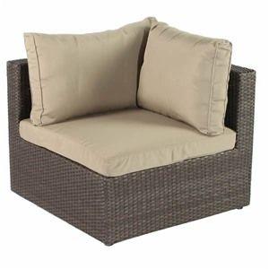 Bramblecrest Rio Modular Rattan Sofa Corner Chair