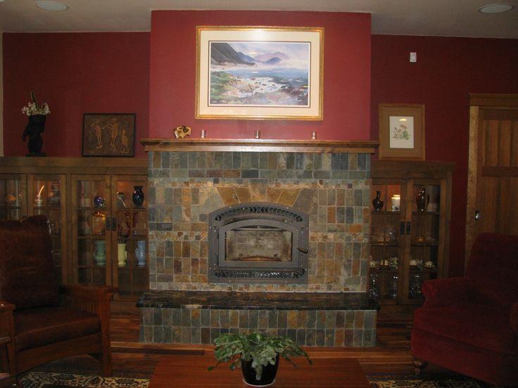 135 best Fuller Fireplace images on Pinterest | Craftsman ...