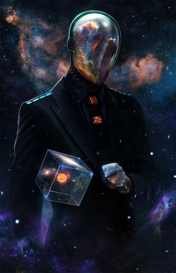 """Guardião do Radiomundo Espacial Conhecido com """"D"""" protege o servidor conhecido como """"Buraco Negro"""" Uma das entradas para o radiomundo da terra e por isso tem poder de conexão desconhecido alguns estimam o valor para 9999 ( '_' ), por ser uma criatura formada com restos de um rádioalien, muita vezes questiona as decisões humanas( ganância, destruindo seus semelhantes)"""