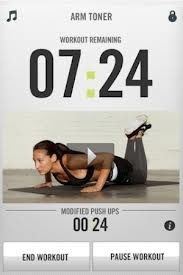 Nike Interval Training not advanced so my heart doesn't