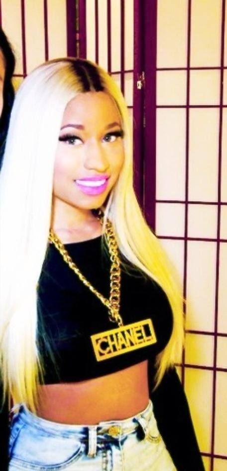 Nicki Minaj is so gorgeous