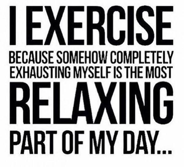 """Fitness Motivation on Twitter: """"My workout, is my therapy #fitfam ..."""