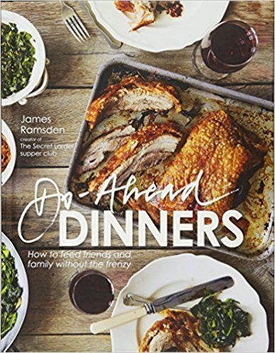 James Ramsdens - Do ahed dinners