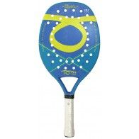 Racchetta Beach Tennis Tom Caruso CHOK Blue 2014