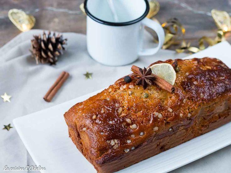 Une recette de pain d'épices traditionnel facile à réaliser et parfumé à souhait! Vous allez adorer sa texture moelleuse et son bon goût d'épices.
