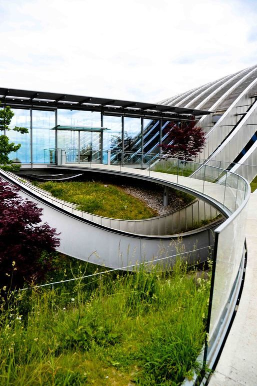 #Zentrum Paul Klee museum - #Bern - #Switzerland   Blogs   Archinect