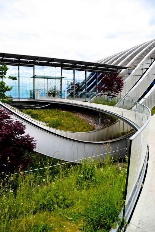 #Zentrum Paul Klee museum - #Bern - #Switzerland | Blogs | Archinect
