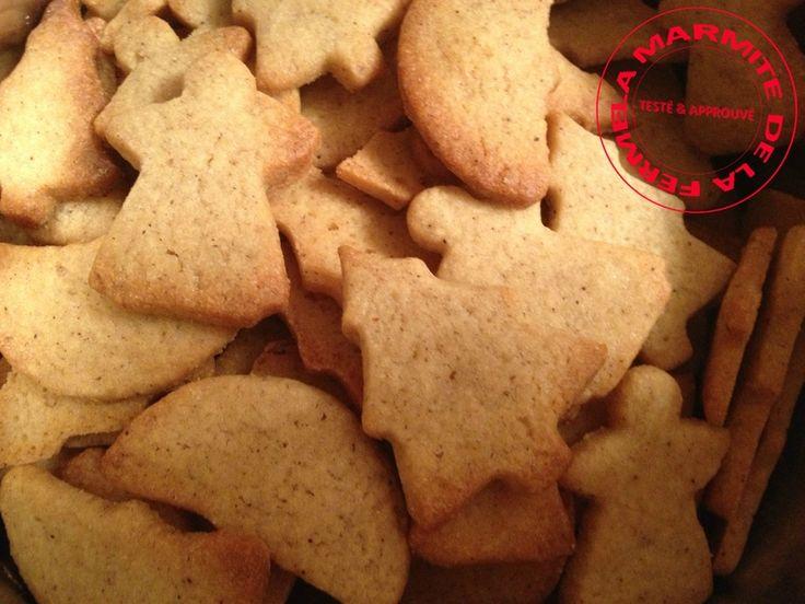 Sablés de Noël (Thermomix)