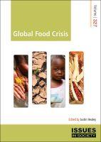 Volume 327 - Global Food Crisis @thespinneypress #thespinneypress #spinneypress #issuesinsociety #foodcrisis #globalfoodcrisis