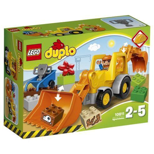 LEGO DUPLO Town Backhoe Loader 10811