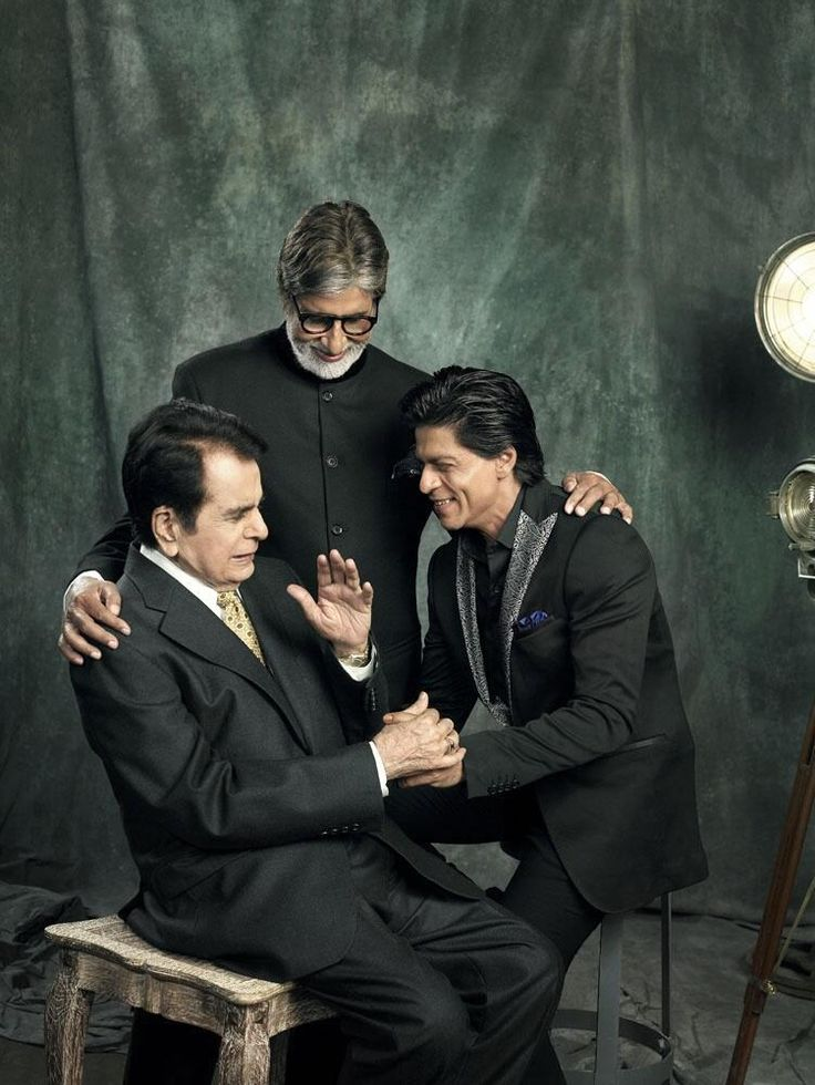 shahrukh khan the living legend Editor jitesh pillaai breathes life into his experience as he shoots with the 3 living legends, dilip kumar, amitabh bachchan and shah rukh khan.