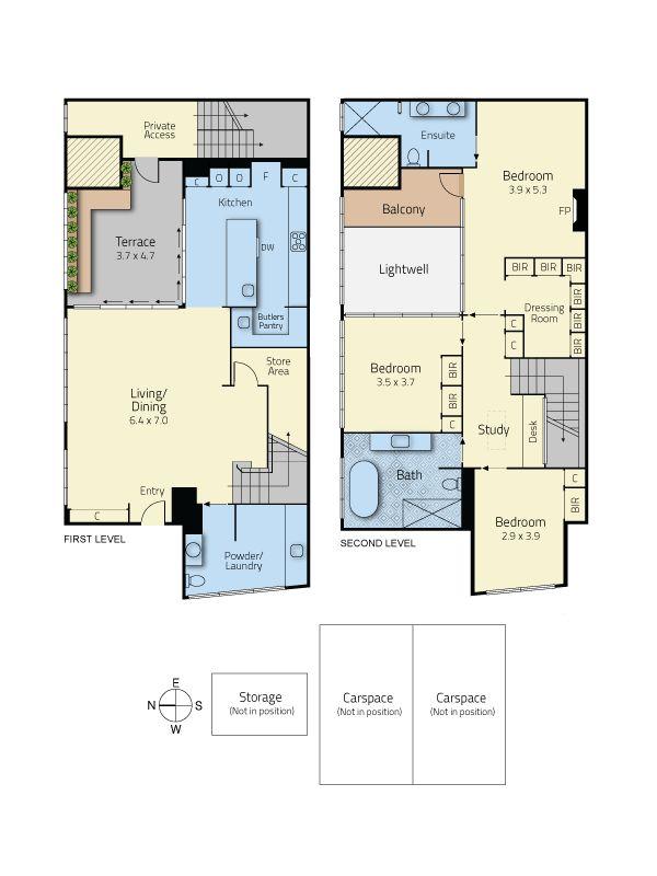 62 best Floor plan images on Pinterest | House floor plans, Dream ...