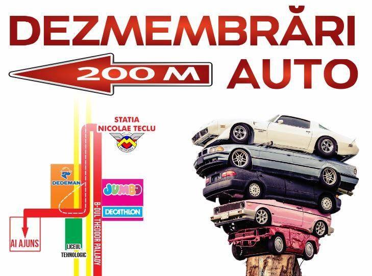 Dezmembrari Auto https://ofertadezmembrari.ro/   Dezmembrari Pallady – Aici gasesti piese auto, parcul de dezmembrari se afla in Bucuresti, pe Str Nicolae Teclu nr 5, sector 3. Parcul nostru de dezmembrari auto este situat in Sectorul 3 la iesirea pe autostrada A2, are o vechime de peste 10 ani in domeniul dezmembrarilor comercializeaza piese din dezmembrari, de la cele mai vechi autoturisme pana in prezent. Oferim garantie pentru toate piesele din dezmembrari. https://ofertadezmembrari.ro…