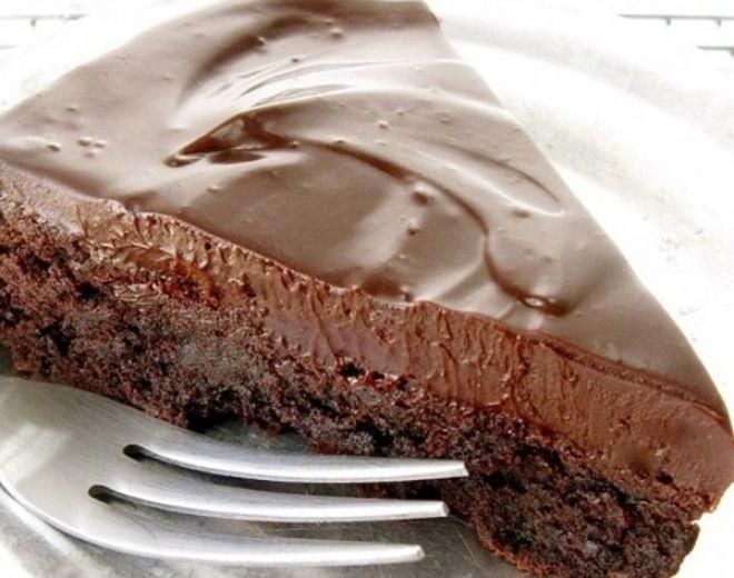 как сделать шоколадный торт Черный принц