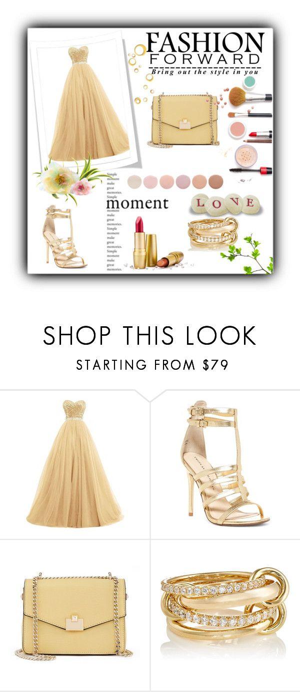 """Fashion"" by mubi123 ❤ liked on Polyvore featuring Chinese Laundry, Jennifer Lopez, SPINELLI KILCOLLIN and Deborah Lippmann"