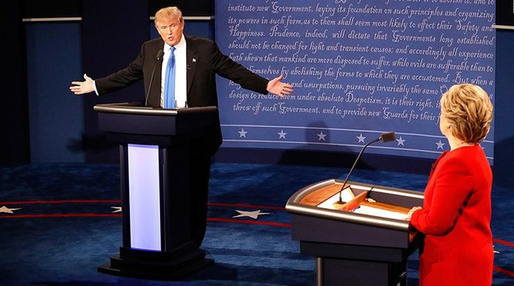 Surprise! First Question Of Debate Tonight? Trump's Comments - BB4SP
