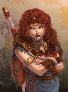 Bildergebnis für female dwarf
