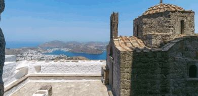 Discover Greece, discover #Patmos ! Βιώστε την πνευματική εμπειρία του Πάσχα στα «Ιεροσόλυμα της Μεσογείου», στην Πάτμο. #patmosisland #patmosphere #patmosaktis #easteriscoming More: goo.gl/KlZhGH