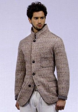Jacket - Merinillo sheepskin BUY IT NOW ON www.dezzy.it!