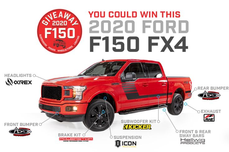 Stage 3's 2020 F150 5.0L XLT Giveaway! in 2020 F150