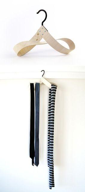Топ 10 оригинальные вешалки для одежды