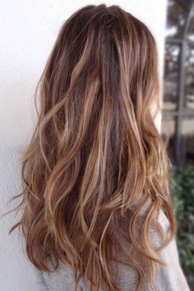 Frisuren Farbe Lange Haare Moderne Frisuren