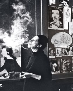 """Diane Vreeland: """"You don't have to be born beautiful to be wildly attractive""""."""
