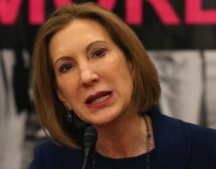 What Carly Fiorina gets wrong about why women make less in the workplace
