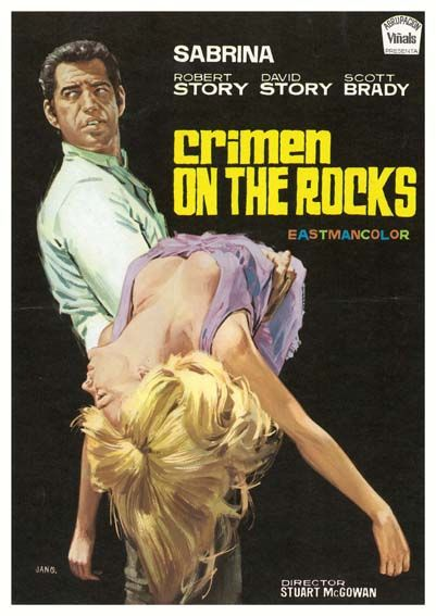 "Crimen on the Rocks (1969) ""The Ice House"" de Stuart E. McGowan - tt0064466"